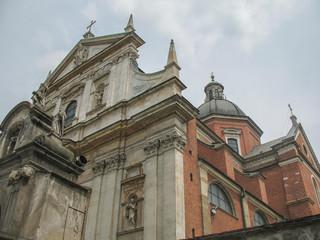 Chiesa Cracovia
