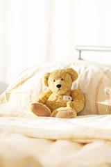 Bär Krankenhaus Bett Teddy