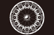 ホロスコープ円
