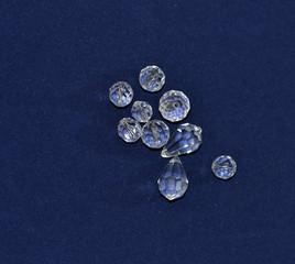 Diamond, crystal.