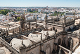 Seville  (Siviglia) - The Cathedral of Saint Mary of the See.