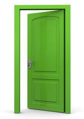 Door - 3D