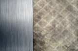 brushed metal grungy wallpaper background