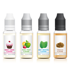 Liquid for e-cigarette