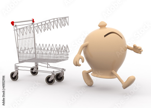 shopping cart biting savings