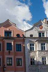 Innsbruck - Häuserfassaden