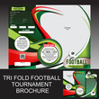 Tri Fold Football Tournament  Brochure