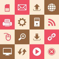 icon web set