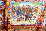 Old sicilian cart - 61857190