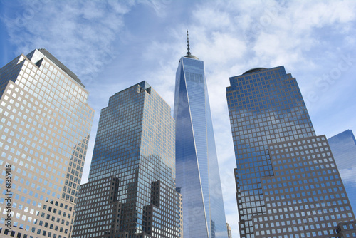 Lower Manhattan Plakat