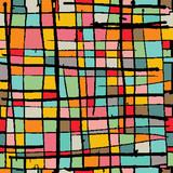 Bright Mosaic Background