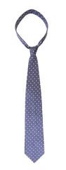 Specks necktie. Vertically.