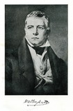 Walter Scott,  Scottish historical novelist