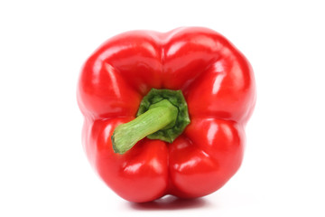 Sweet red pepper.
