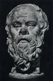 Socrates, Greek (Athenian) philosopher