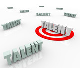 Talent Targeting Job Prospects Skilled Workers Recruiting