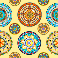 Paisley background