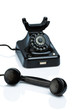 Antikes, altes Retro Telephon.