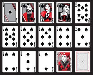 spaders cards
