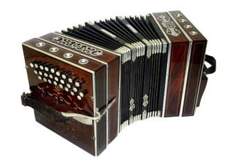 alte conzertina, akkordeon, ziehharmonika