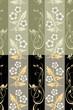 Seamless flower wall paper pattern