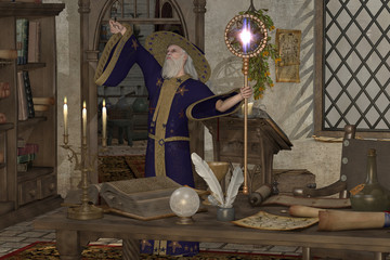 Magic Sorcerer