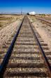Gleis zum Horizont