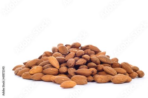 antiossidanti - mandorle secche