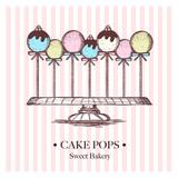 Fototapety cake pops