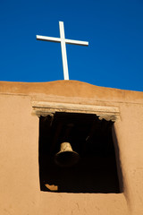 Old Spanish Mission, Santa Fe, New Mexico