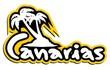 Canarias sticker