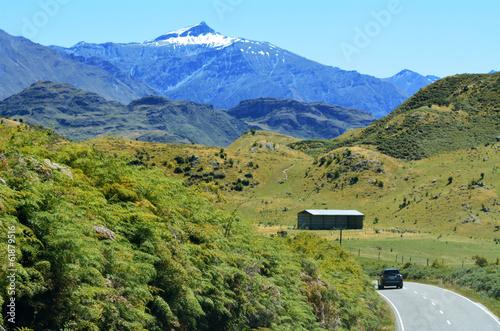 Mount Aspiring National Park - New Zealand