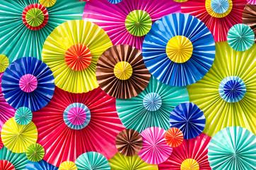The color of umbrella