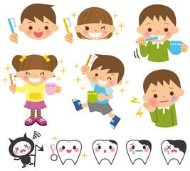 子供 歯磨き セット