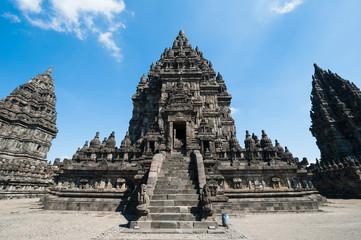 Prambanan, a UNESCO World Heritage Site of Indonesia.