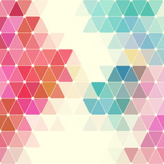 Vector Geometric Pattern