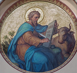 Vienna - Saint Luke the Evangelist  in Carmelites church