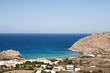 Karpathos Island, the small village of Agios NiKolaos - Greece