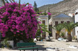 Kastellorizo - traditional island houses in small square