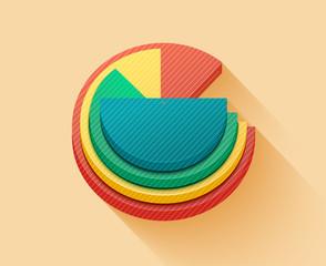 Business pie chart