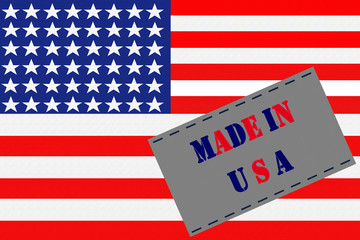American Flag - Made in USA