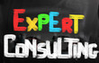 Expert Consulting Concept