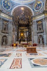 Saint Peters Crypt