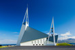 Icelandic church.