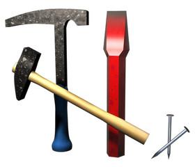 Fossil excavation tool