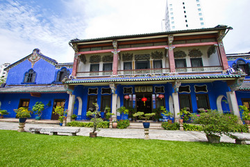 Cheong Fatt Tze the Blue mansion