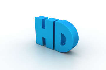 HD text