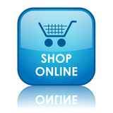 """SHOP ONLINE"" Web Button (add to cart order buy now my basket)"
