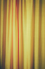 Vintage 70s Curtains