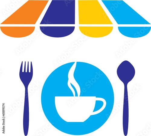 CAFE EN TERRASSE - 61899374